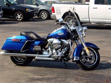 2015 Harley-Davidson FLHR