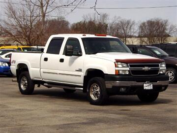 2007 Chevrolet Silverado Classic 2500HD