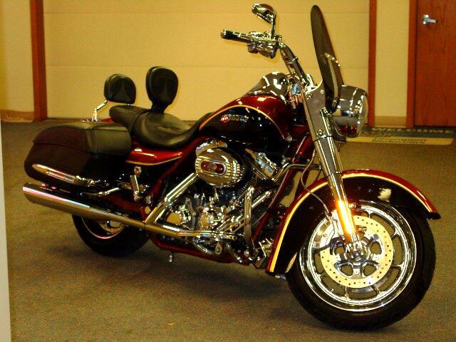 2008 Harley-Davidson FLHRSE ANV Road King CVO 105 Anniversary