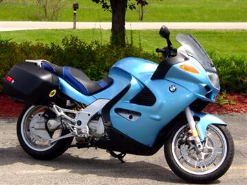 2004 BMW K1200RS