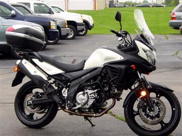 2012 Suzuki DL650