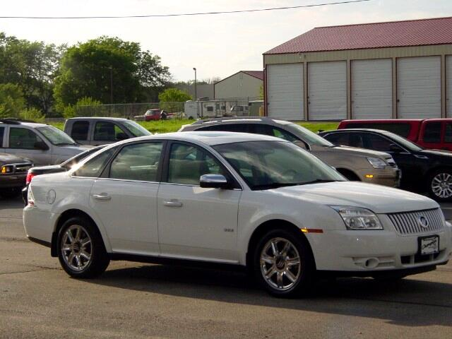 2008 Mercury Sable Premier AWD