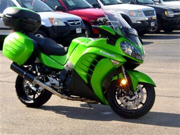 2015 Kawasaki Concours 14 ABS