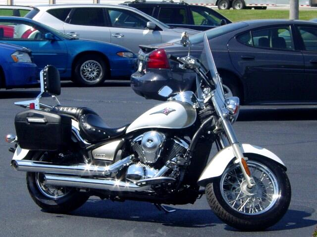 2009 Kawasaki VN900-D Vulcan Classic