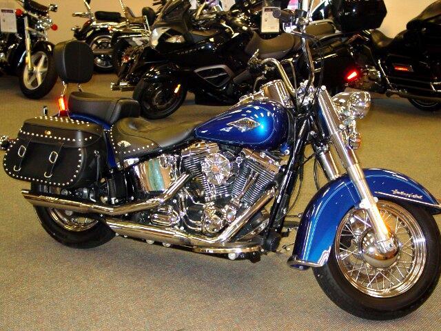 2015 Harley-Davidson FLSTCI Hertiage Softail Classic