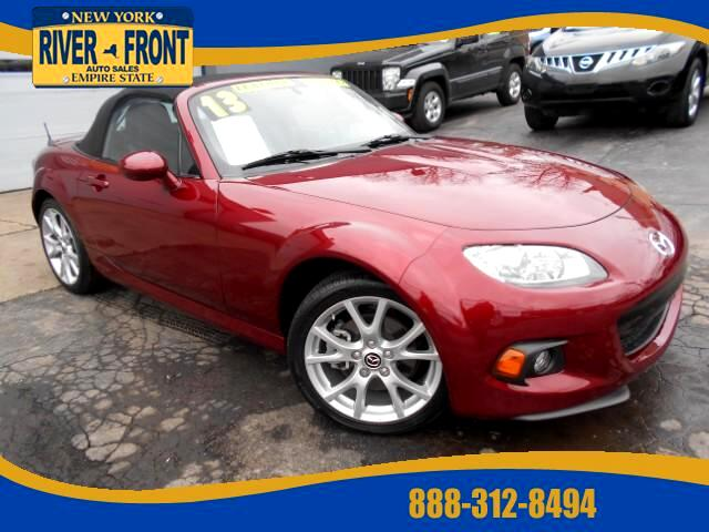 2013 Mazda MX-5 Miata Grand Touring MT