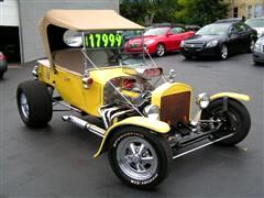 1984 Ford T-Bucket Roadster