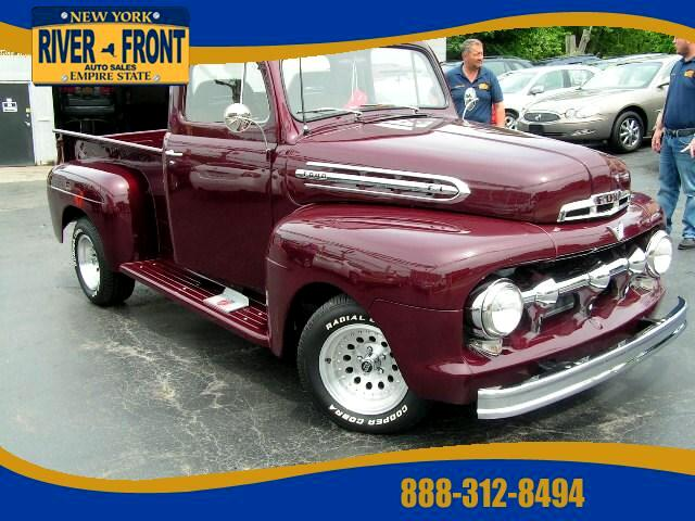 1951 Ford F1 Short Bed Pick-Up