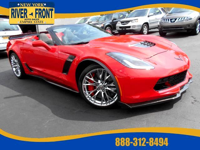 2016 Chevrolet Corvette 1LZ Z06 with Z07 package Convertible