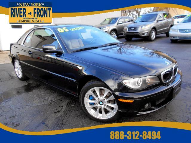 2005 BMW 3-Series 330Ci convertible
