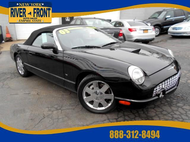 2003 Ford Thunderbird -