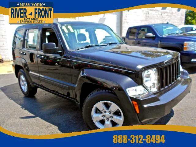 2011 Jeep Liberty 2WD