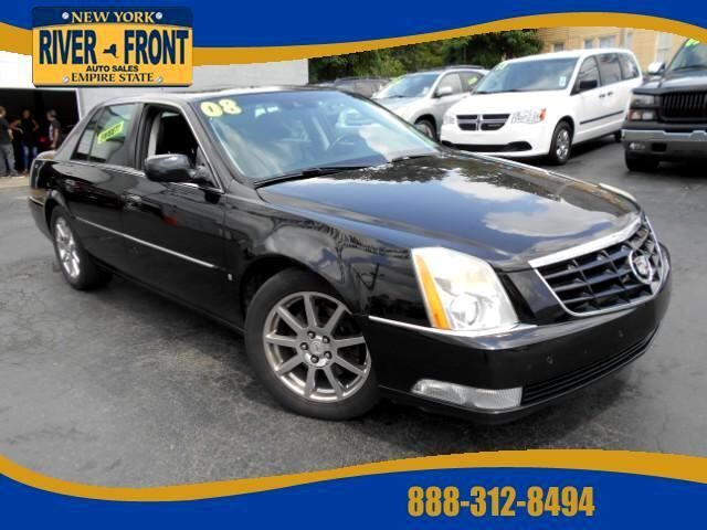 2008 Cadillac DTS SE