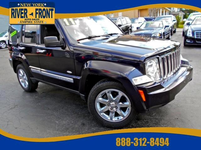 2011 Jeep Liberty 4X4 LTD