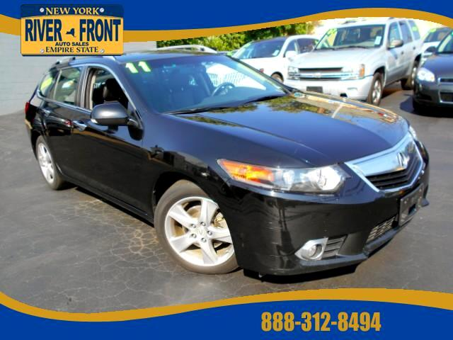 2011 Acura TSX Sport Wagon w/ Tech Package