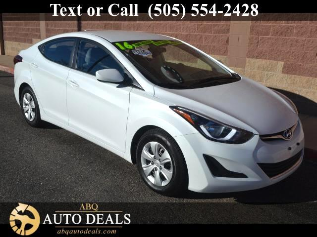 2016 Hyundai Elantra Better than ever for 2016 our One Owner Accident Free Hyundai Elantra SE in Mo