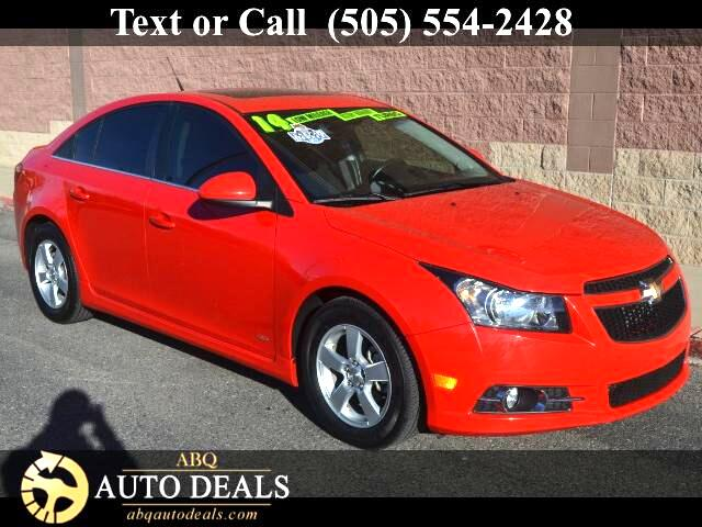 2014 Chevrolet Cruze 1LT RS