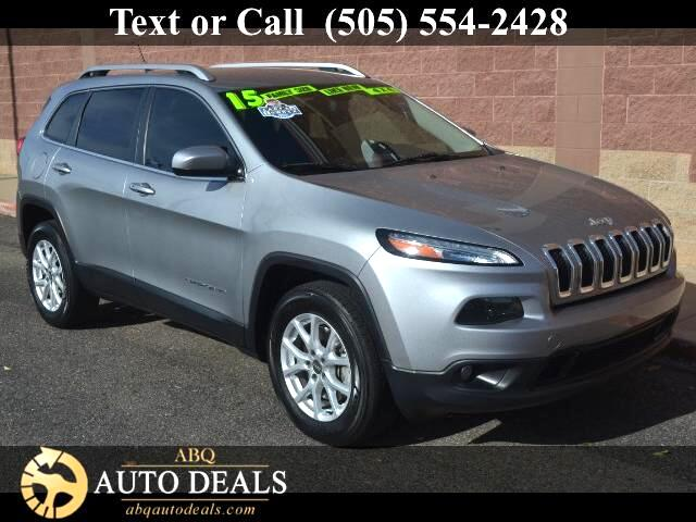 2015 Jeep Cherokee Leave others in your tracks behind the wheel of our One Owner Accident Free 2015