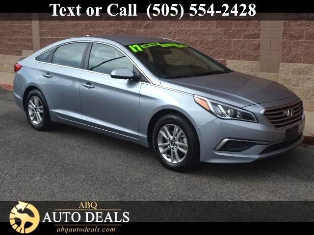 Used 2017 Hyundai Sonata for Sale in Albuquerque, NM 87107 ABQ Auto