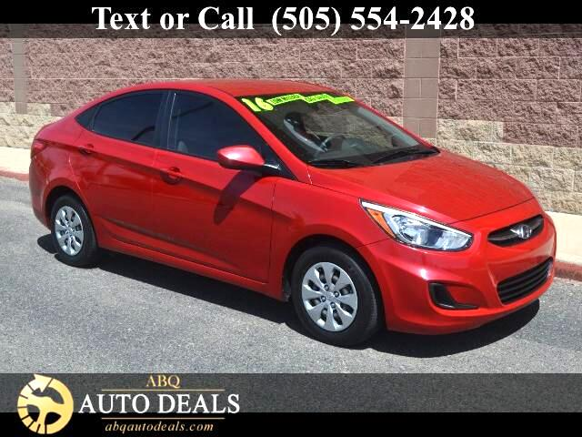 2016 Hyundai Accent Enjoy the smart design of our Accident Free 2016 Hyundai Accent SE Sedan presen