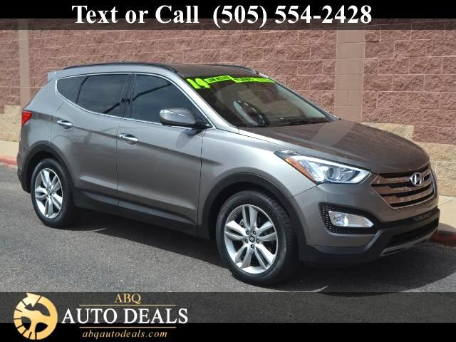 2014 Hyundai Santa Fe Presented in Mineral Gray our One Owner Accident Free 2014 Hyundai Santa Fe S