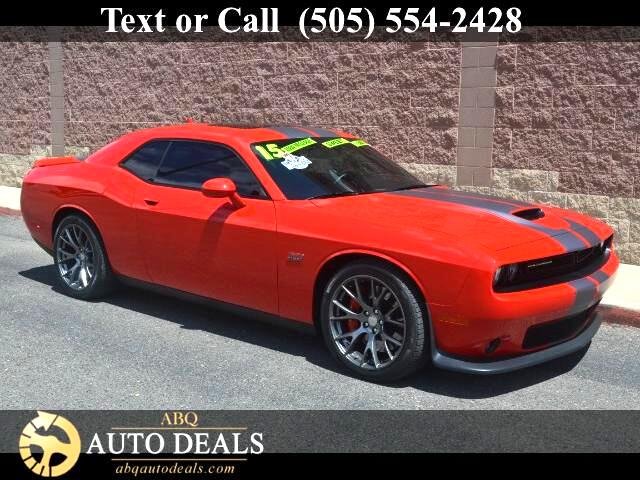 2015 Dodge Challenger The ultimate combination of raw power pure performance and authentic attitude