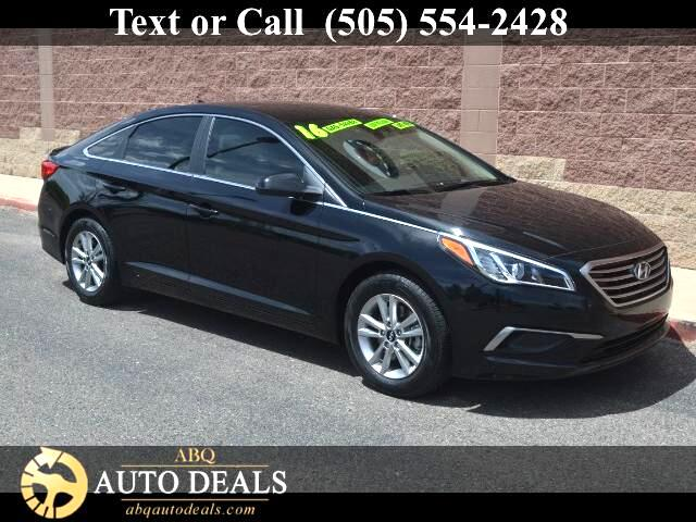 2016 Hyundai Sonata Youll love the fresh-faced expressive design and impressive efficiency of our