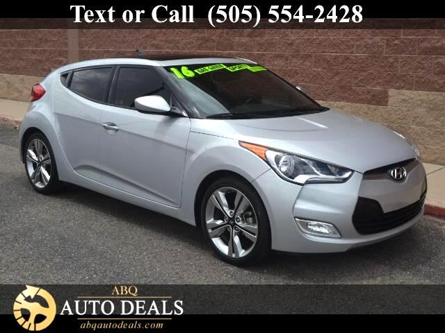 2016 Hyundai Veloster Make a powerful first impression in our One Owner Accident Free 2016 Hyundai