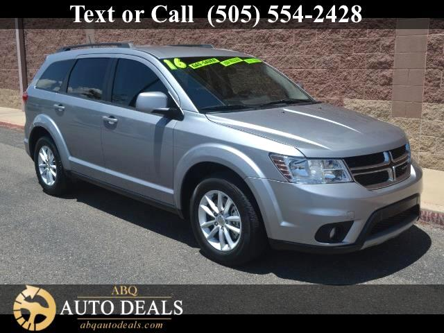 2016 Dodge Journey Take on your day with the versatility and stand-out style delivered by our One O