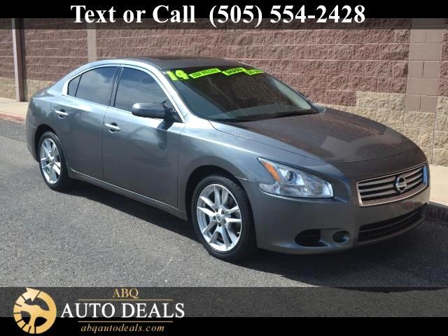 2014 Nissan Maxima You can go the distance in our 2014 Nissan Maxima thats especially appealing in