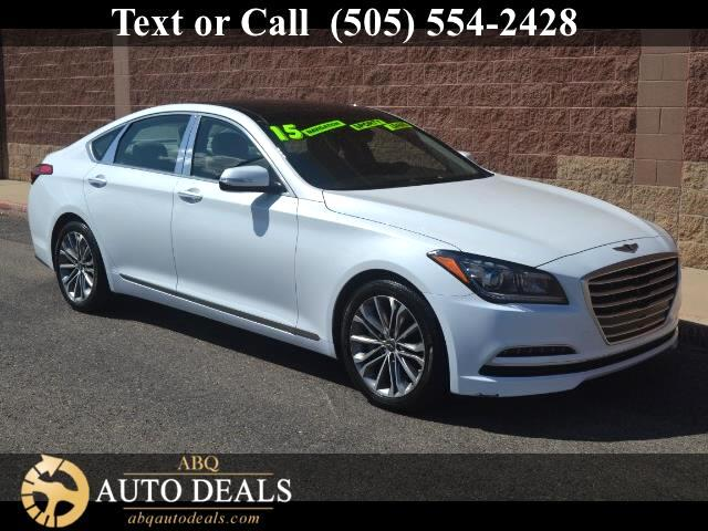 2015 Hyundai Genesis Completely re-imagined for 2015 our One Owner Accident Free Hyundai Genesis 3