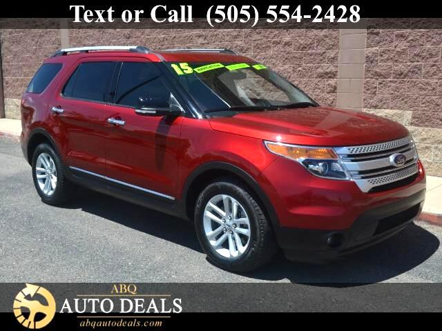 2015 Ford Explorer Get set to conquer the road in our outstanding Accident Free 2015 Ford Explorer