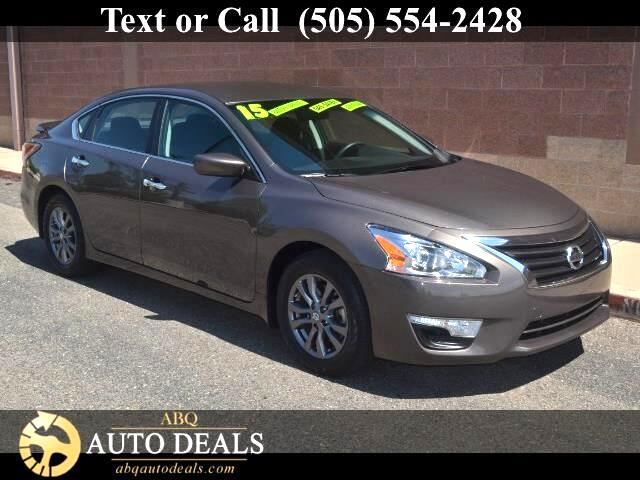 2015 Nissan Altima Our One Owner Accident Free 2015 Nissan Altima 25 S Special Edition Sedan is di