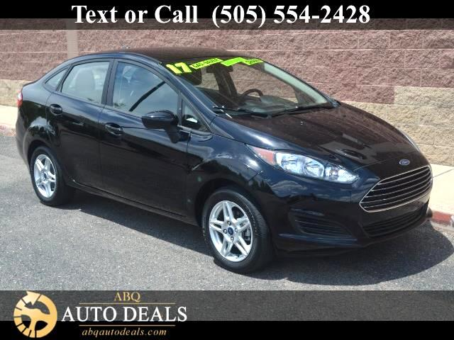 2017 Ford Fiesta Drivers just like you love our fun-to-drive One Owner Accident Free 2017 Ford Fies