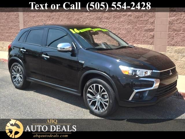 2016 Mitsubishi Outlander Sport Embrace your sense of adventure in our One Owner Accident Free 2016