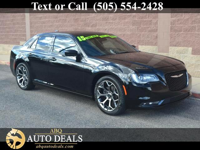 2015 Chrysler 300 Our newly redesigned One Owner Accident Free 2015 Chrysler 300S in beautiful Glos
