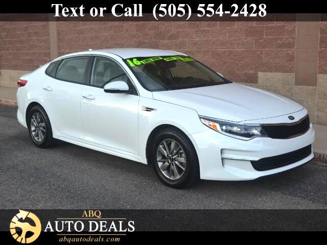 2016 Kia Optima Offering an optimal blend of comfort performance and technology our 2016 Kia Optima