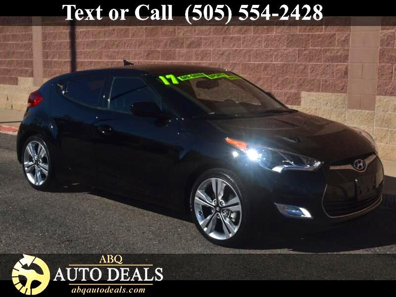 2017 Hyundai Veloster Designed to stand out from the pack our One Owner Accident Free 2017 Hyundai