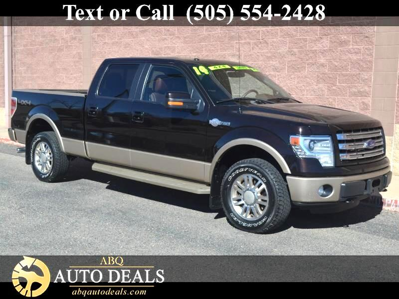 2014 Ford F-150 Meet our Accident Free 2014 Ford F-150 King Ranch SuperCrew 4x4 as its displayed i