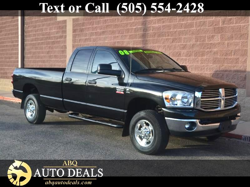 2008 Dodge Ram 2500 Introducing our One Owner Accident Free 2008 Dodge RAM 2500