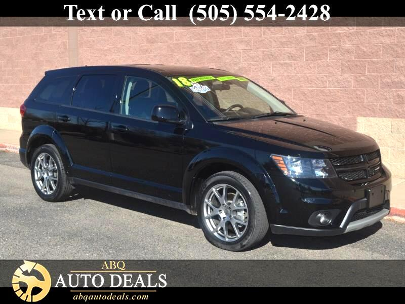 2018 Dodge Journey Turn heads at every corner in our top-of-the-line 2018 Dodge Journey GT shown in