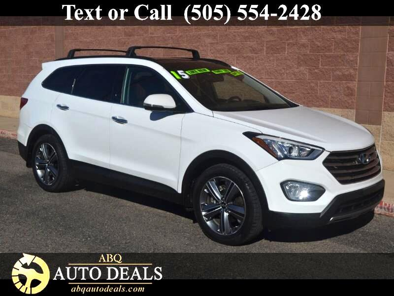 2015 Hyundai Santa Fe Blending luxurious features with maximum utility our One Owner Accident Free