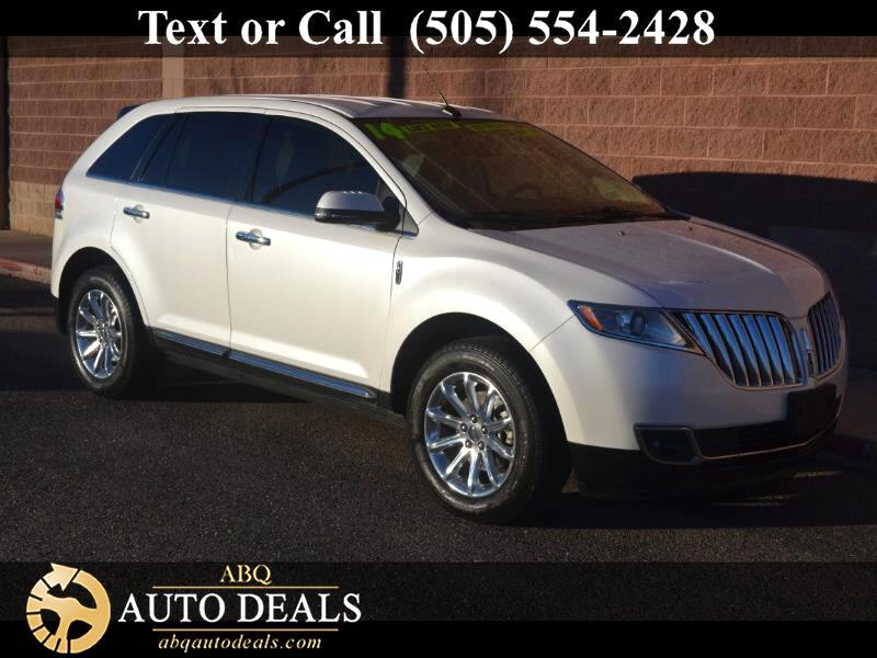2014 Lincoln MKX A comfortable reliable ride awaits you in our One Owner Accident Free 2014 Lincoln