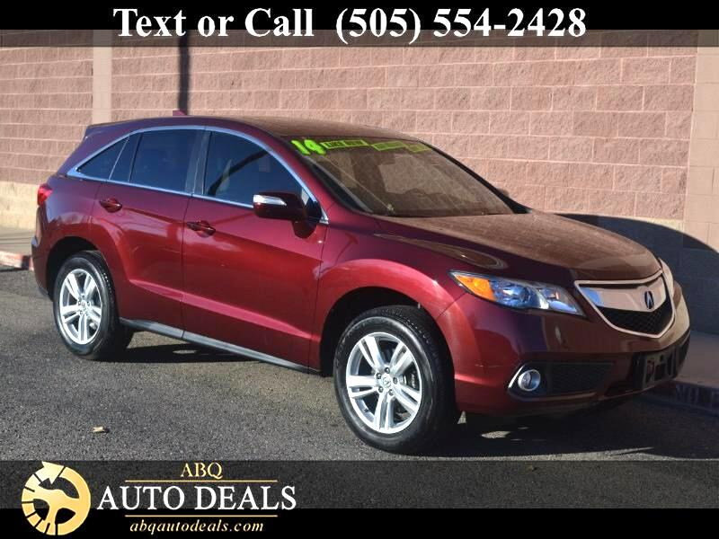 2014 Acura RDX Waiting just for you our Accident Free 2014 Acura RDX with Technology package shown