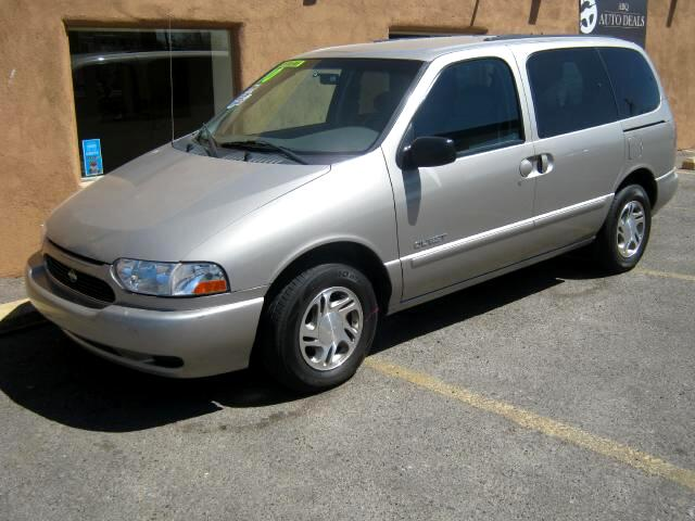 2000 Nissan Quest Visit our website abqautodealscom for more information with photos on this or any
