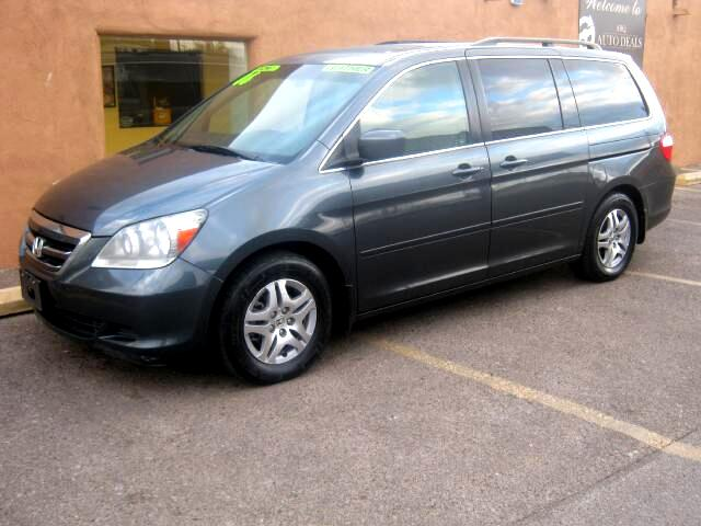 2006 Honda Odyssey Our 2006 Honda Odyssey is one snappy minivan The 35L V6 VTEC engine kicking out