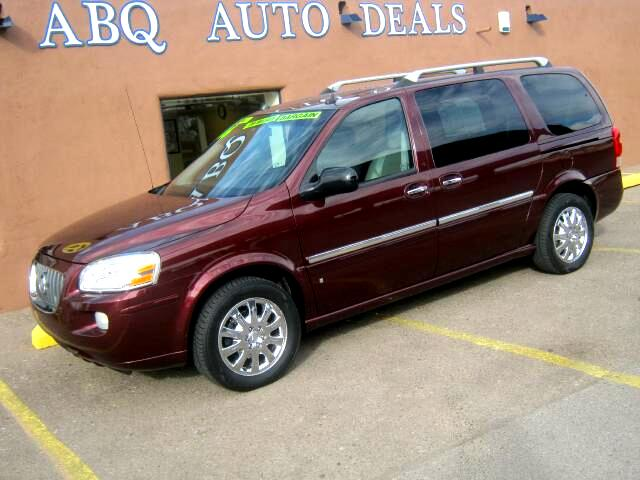 2006 Buick Terraza Our 2006 Buick Terraza CXL is one cool vehicle and the CXL is the top of the line