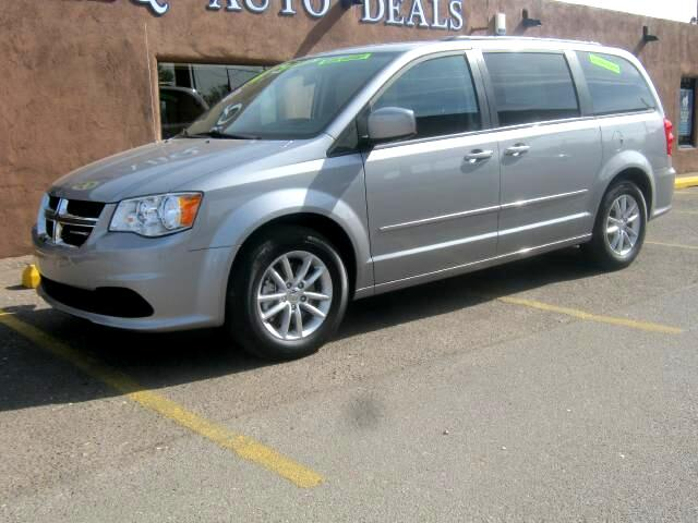 2014 Dodge Grand Caravan Our versatile One Owner 2014 Dodge Grand Caravan SXT shown here in Maximum