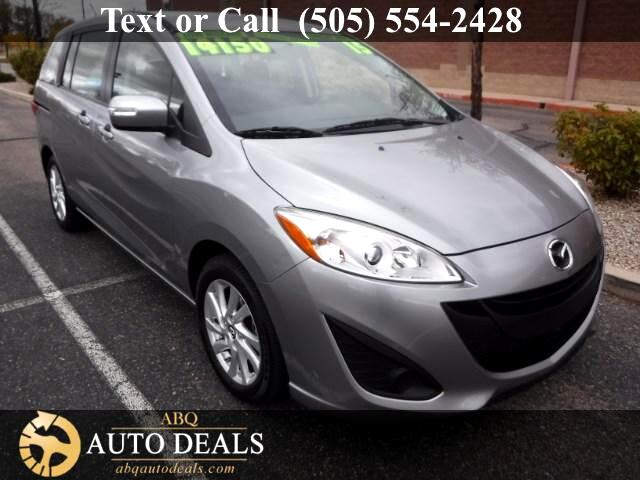 2015 Mazda MAZDA5 Blending family-friendly versatility with incredible agility and maneuverability