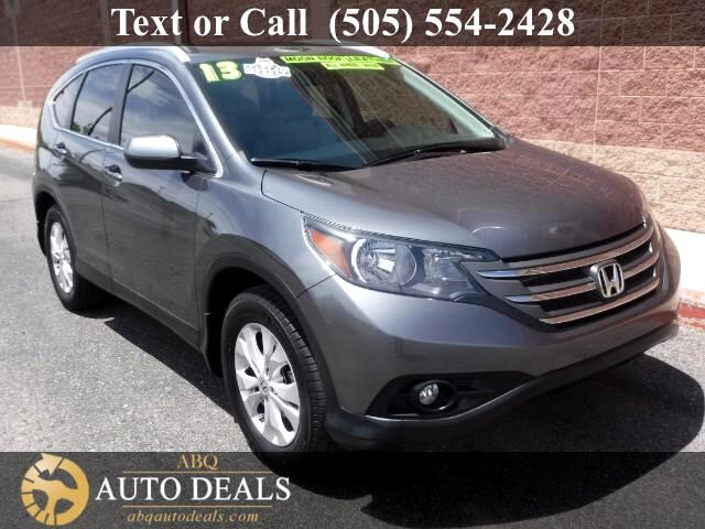 2013 Honda CR-V Youll love the way you feel in our One Owner Accident Free 2013 Honda CR-V EX-L Al